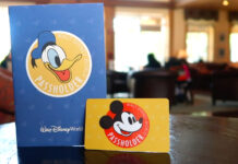 Walt Disney World Passholder Card