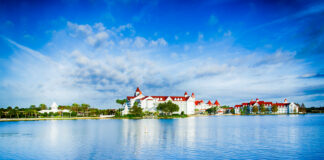 Disney's Grand Floridian Resort at Walt Disney World